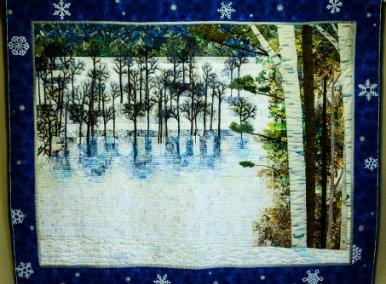 「見せられた白の輝き – 「冬のソナタ」より」