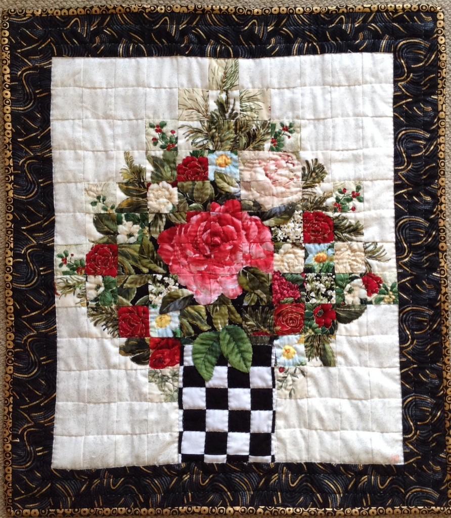 New Year Flower Arrangement