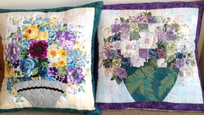 Cushion Covers | Quilt Watercolor