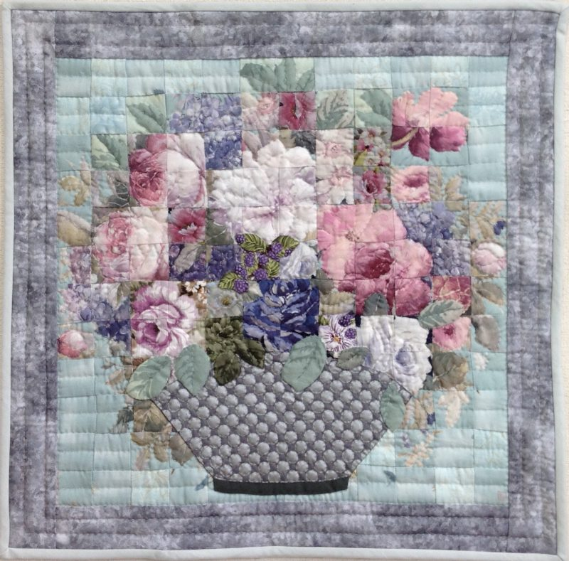 chic arrangement | Quilt Watercolor